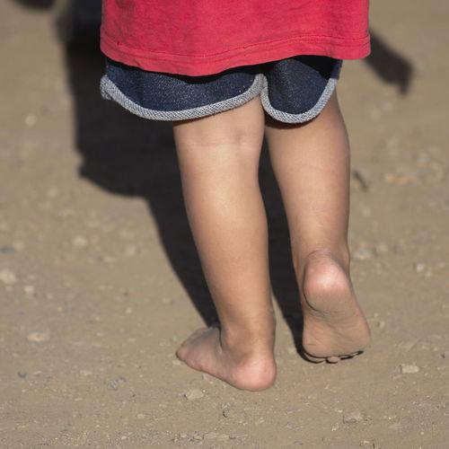 Human Leg Human