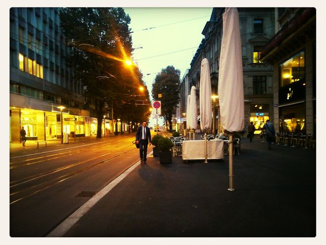 Good morning zurich Street Photography The Street Photographer - 2014 EyeEm Awards Zurich, Switzerland
