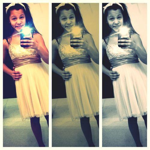 I Love This Dress .!