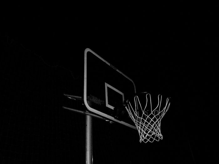 🏀🏷🏀 Night Basketball - Sport Close-up The Week On EyeEm My Year My View EyeEmNewHere Black Background