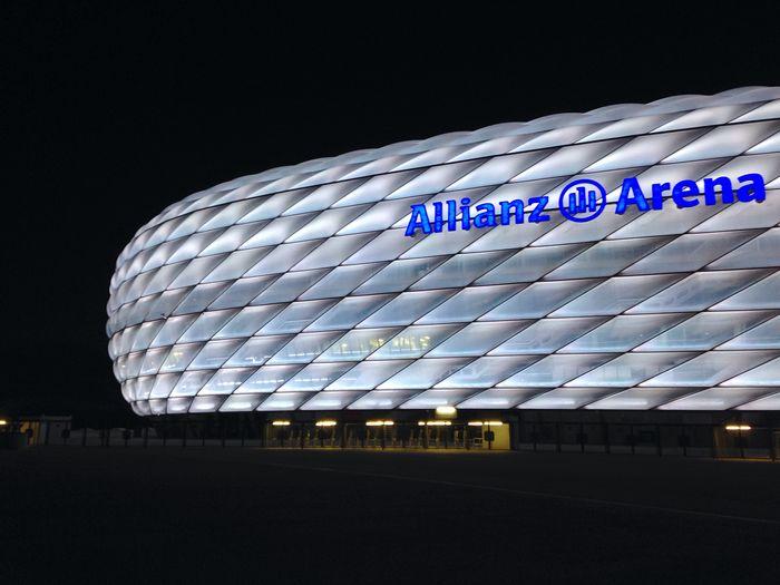 Allianz arena Stadium München