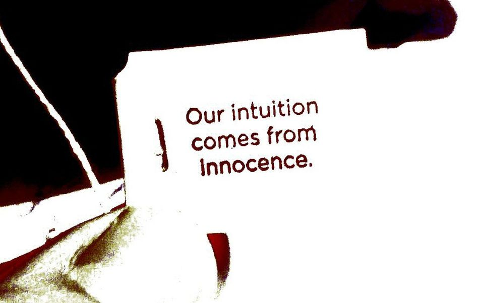 Intuition Fortune Fortunes  Life