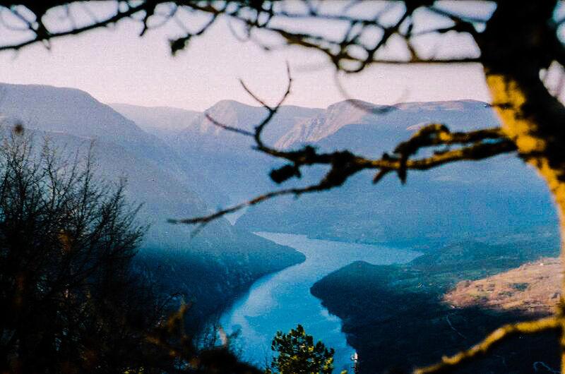 Mountain View Watching The Sunrise