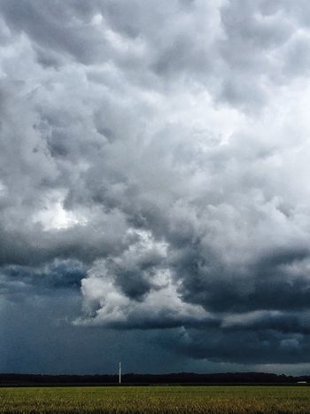 I miss storms like this Cloud - Sky Thunderstorm Field