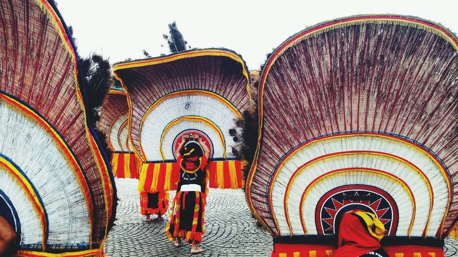 Reog Ponorogo Traditional Dancer Traditional Dancing Culture Stand Out From The Crowd RePicture Friendship The Traveler - 2015 EyeEm Awards The Human Condition Make Magic Happen On The Move