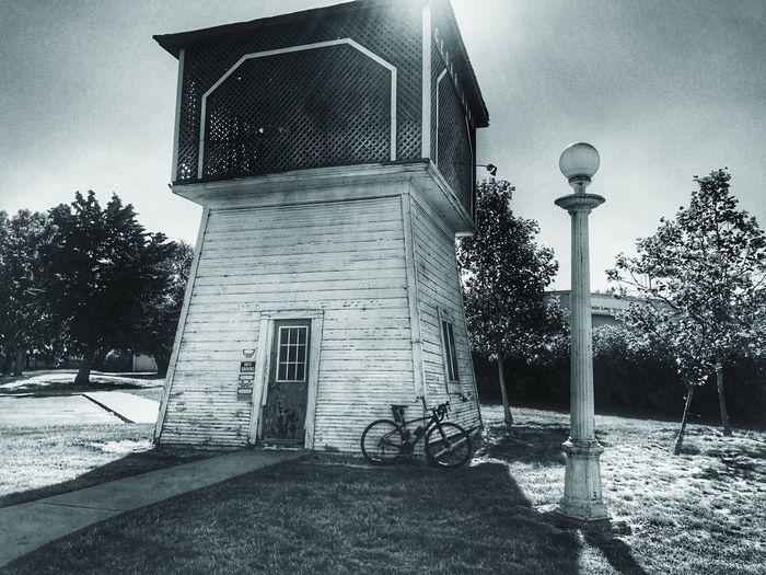 Architecture Built Structure Building Exterior Bike Bikeporn Pedal Black And White Monochrome