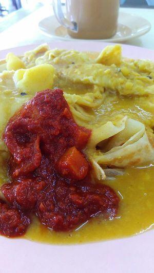 Food, Roticanai, Streetfood