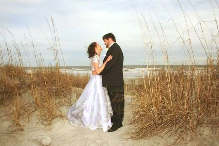 Weddings Around The World I'm the luckiest lady in the world. I married my best friend. That's Me Finally Happy  Blessedandthankful Mr And Mrs Loving Life! Lovers Bestfriend Happy Couple South Carolina Folly Beach Marriage  Happily Married Beautiful Surroundings Husband And Wife Just Married Me And My Bestfriend EyeEm Lover My Husband <3 Bff Capture The Moment Eyeemphotography