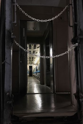 The Secret Spaces Emptiness Darkness Light In The Darkness Eerie No Entry Forbidden Forbidden Places Empty Train