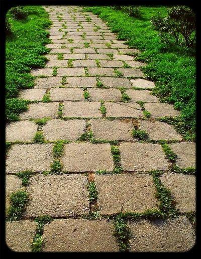 The EyeEm Facebook Cover Challenge Stone Road Stepbystep First Eyeem Photo