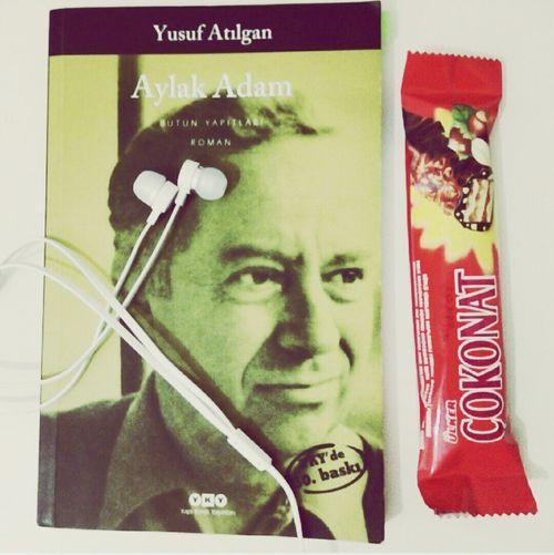 Ensevilenler Ensevdiklerim Aylakadam Kulaklık çokanat Yummy♡ Goodtime ❤️ Yusufatılgan Book Chocolate