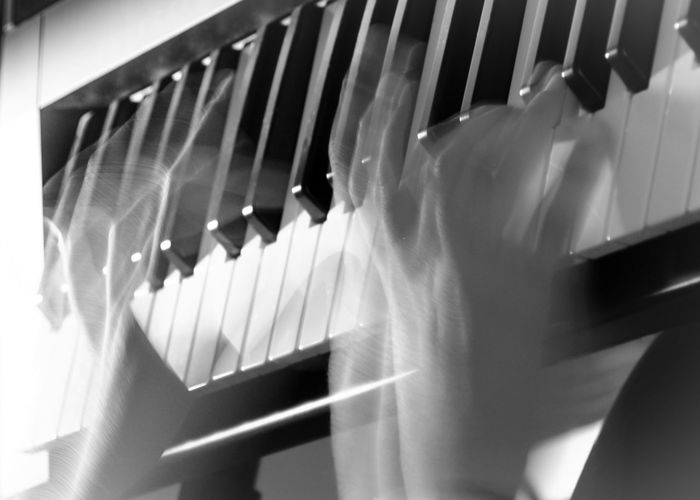 Black And White Blackandwhite Blackandwhite Photography Catch The Moment Check This Out EyeEm Gallery Hands Hands In Action Motion Motion Blur Motion Photography Piano Piano Keys Piano Moments Piano Time Playing Piano TCPM