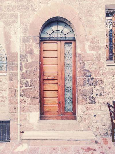 Door Knock The Door Assisi