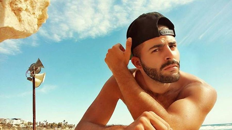 Day Dayoff Weekend Beatch Music Love Body Bodybuilding Cup Gym Gays Gay Gaynyc View Wave Cute Pic Picoftheday Men Mensfashion Telaviv Israel