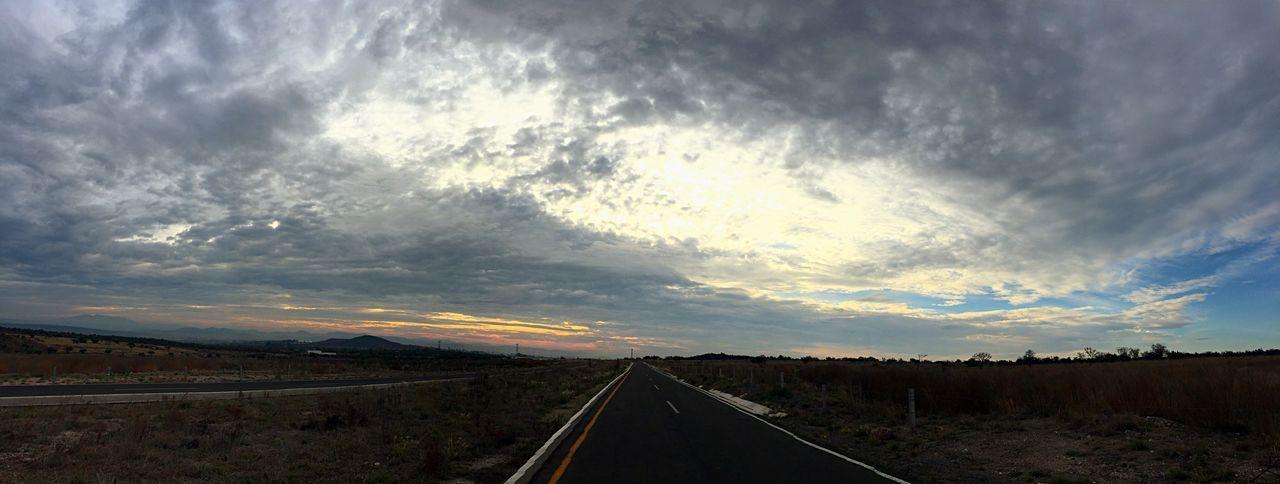 Despertar Amanecer Morning Querétaro Isherphoto