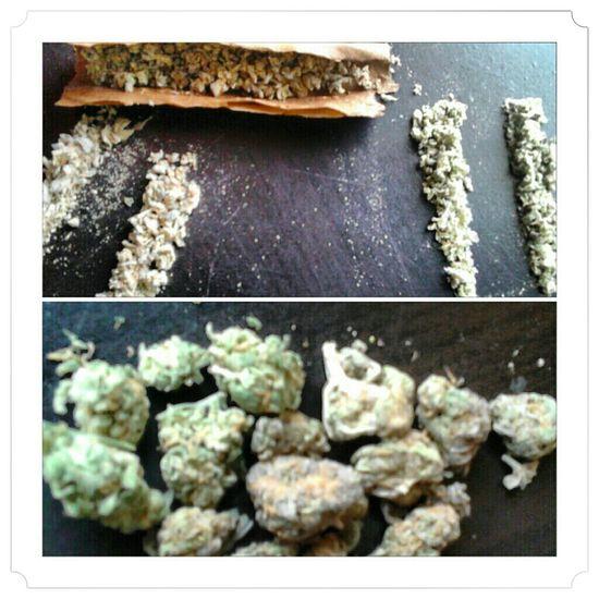 Smoking Dro
