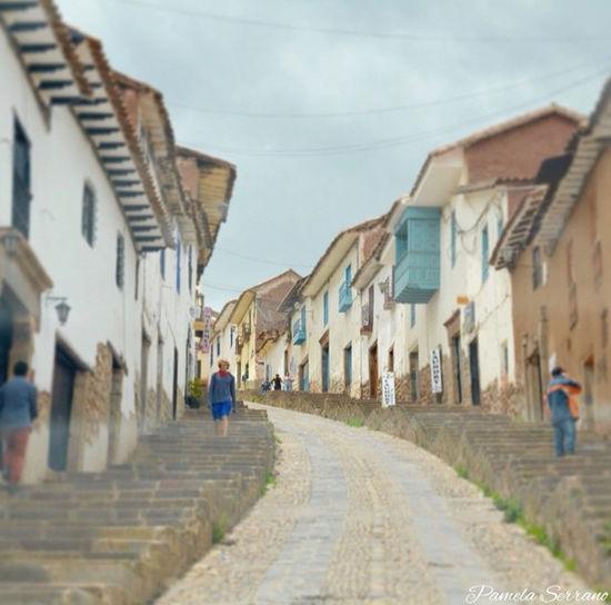 The Street Photographer - 2015 EyeEm Awards Cuzco-Perú Cityscapes The Journey Is The Destination