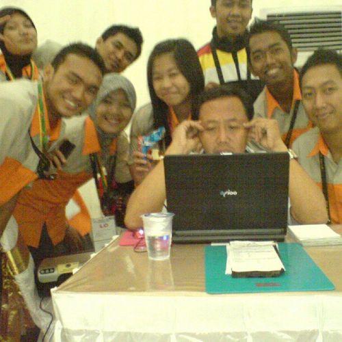 LO penjemputan PON KALTIM 4th lalu Instamarinda Riau Pon Samarinda