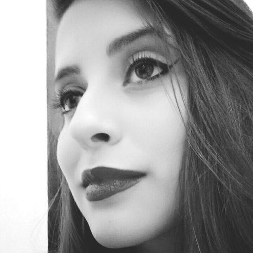 When the eyes speak louder than your mouth ? Girl Blackandwhite Eyes Faces Of EyeEm