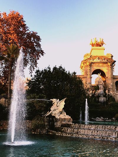 Parque Ciutadella Barcelona Hanging Out Hello World Taking Photos Enjoying Life Check This Out Relaxing