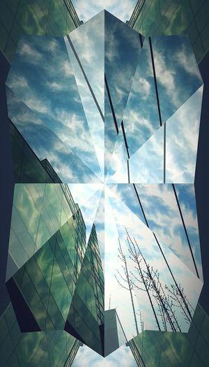 Shards Phoneography Soullessphotography EyeEm Cloudporn Dusk D3lta D3ltagraphy Glass Glasssky