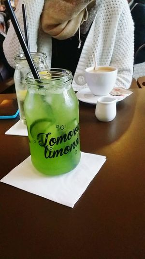 Cucumber Limonade Prague Love Homemade Friends