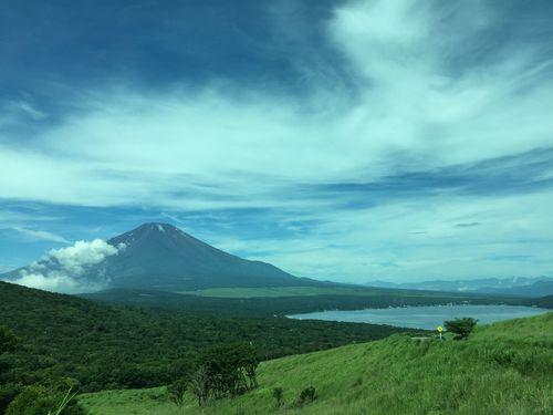Mt.Fuji Summer On The Road