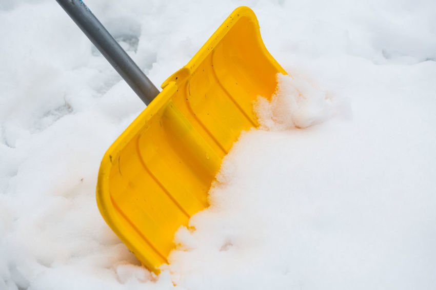 Snow Shovel, Shovel, Shovel, Shovel, Snow, Snow Chaos, Symbolic Food And Drink Yellow Cold Temperature Snow No People Food Freshness Close-up Indulgence Winter White Color Frozen Ready-to-eat Sweet Food Outdoors Day Healthy Eating Dairy Product Wellbeing Temptation