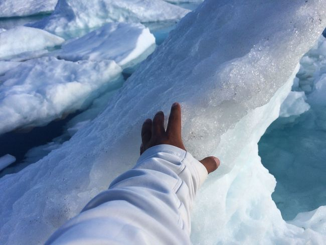 Icebergs Tour Tourist Attraction  Majestic Beautiful Glacier Outside Greenland Ice Mountain Ilulissat Sermemiut Photoshoot Dangerous Awesome Ocean Tourism Isua Beatiful Icefjord Nature Outdoors Me Seaside Touching Touching The Ice