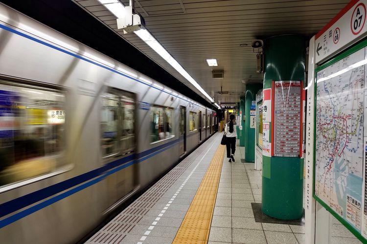 Photography Train Station ASIA Wanderlust Travel Tokyo,Japan Travel Photography Tokyo Fujifilm_xseries Layovers Cabincrew Japan Keikyu Shutterspeed