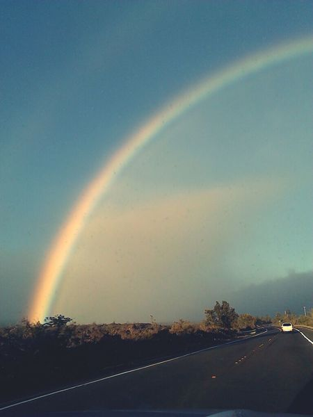Rainbow Pretty Colorful Check This Out Luckyday