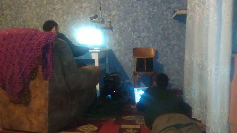 Война закончится, если пополченцам провести Wifi ну, или хотя бы 3g Internet Novorossia Rebels LNR LPR Dnr Donbass