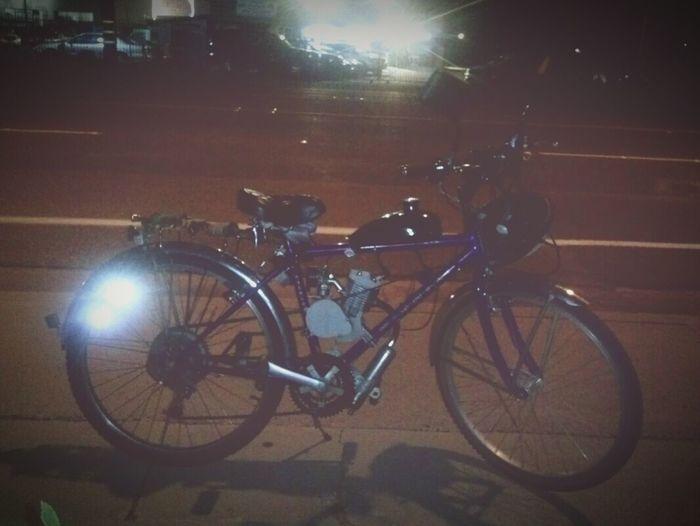 CyclingUnites motor-bicycle Bike Ride