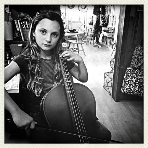 Cello Francesca Innovating