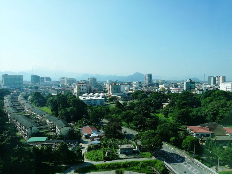 The nice view of Ipoh Town. Cityscape Skyscraper City Architecture Urban Skyline Downtown District Sky Building Exterior No People Tree Outdoors Modern Day Ipohcityawesome Ipohmali Ipohtown Ipoh,Malaysia Nature Landscape Ipoh Malaysia EyeEm Selects