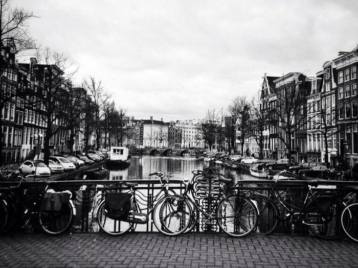 beautiful amsterdam view