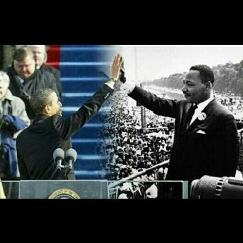 Respect MLK Day Inauguration Day
