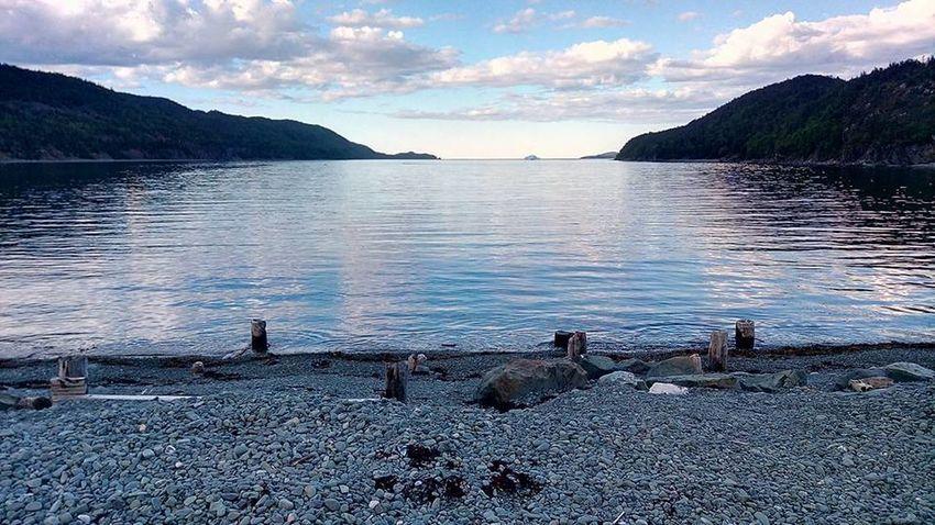 Little Bay, Newfoundland Newfoundland Newfoundland, Canada Reflection Beach Blue Canada East Coast Seaside