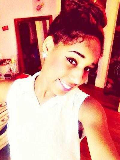 smile kind of mood .