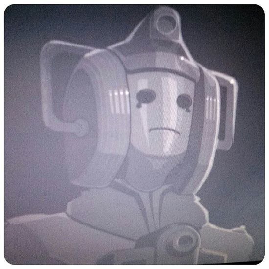 Cybermen Animated DoctorWhoClassic TheInvasion