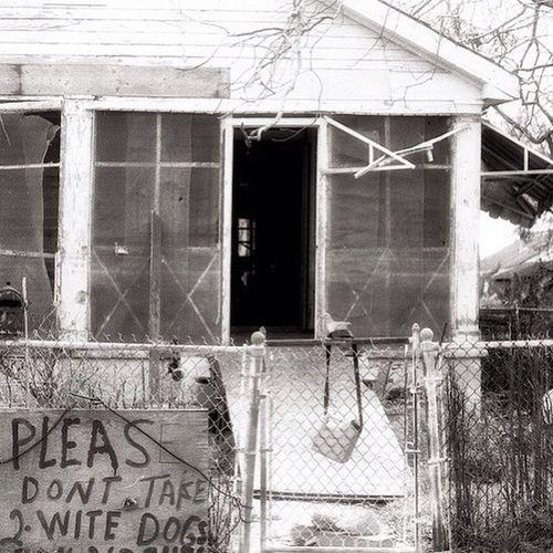 New Orleans Lower Ninth Ward, 2006 by Bill KARAM. Gelatin silver print