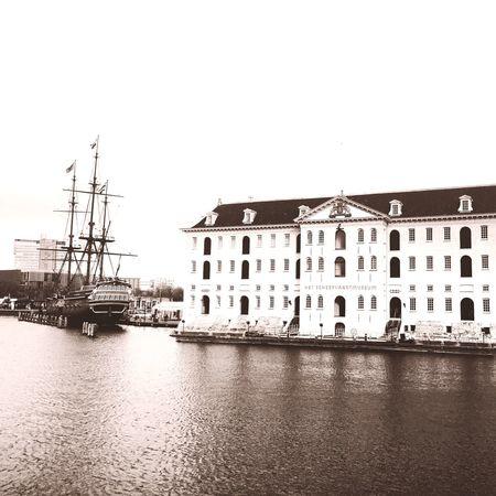 First Eyeem Photo Amsterdam Scheepvaartmuseum