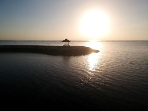 Sanur Sunrise. Bali Drone Photography Sunrise Horizon Sunrise Over Sea Sunrise Over Water Amazing Sunrise Sanur Sunrise Sanur Sunrise Spots Worlds Best Sunrise Bali Sunrise Sunrise Sea Scenics Beauty In Nature Tranquility Horizon Over Water Tranquil Scene Nature Water Reflection Sun Sunlight Beach Idyllic Outdoors No People Sky Silhouette Travel Destinations Awe EyeEm Ready   EyeEmNewHere