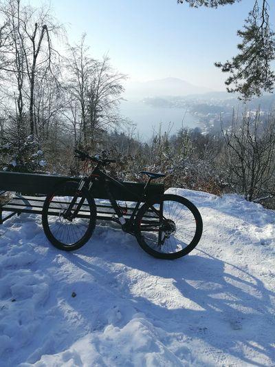 Cube Winter Cold Temperature Snow Nature Beauty In Nature Frozen Outdoors Frozenlake Austria Klagenfurt
