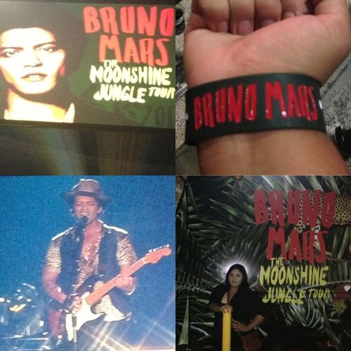 Bruno mars concer omg this man made me cry this has to be the only concert i have actually felt the need to cry :') i love him so so much !!!