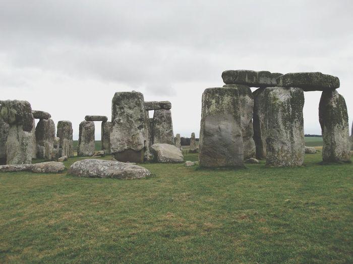 Stonehenge England Traveling Trip