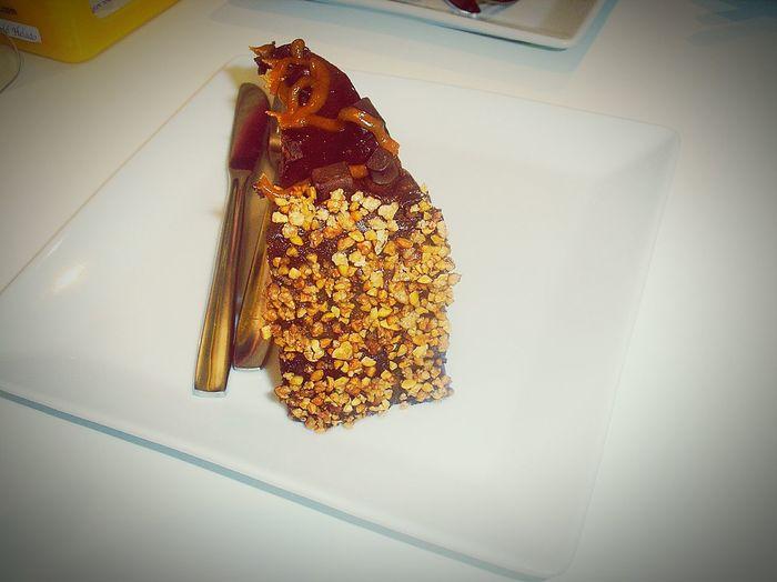 Tarta Cake Cakes Cake♥ Porcion Chocolate Chocolate♡
