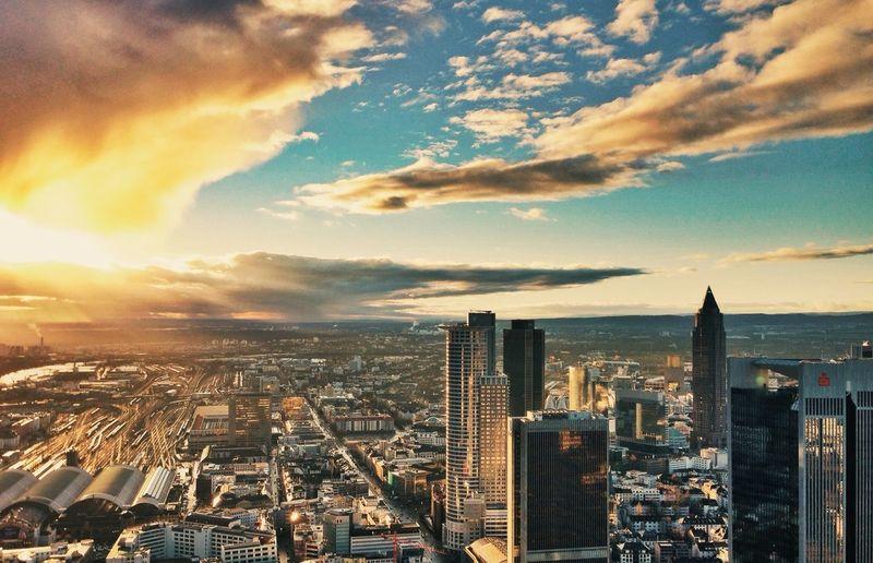 Frankfurt ück] Frankfurt Frankfurt Am Main The EyeEm Facebook Cover Challenge Cityscapes
