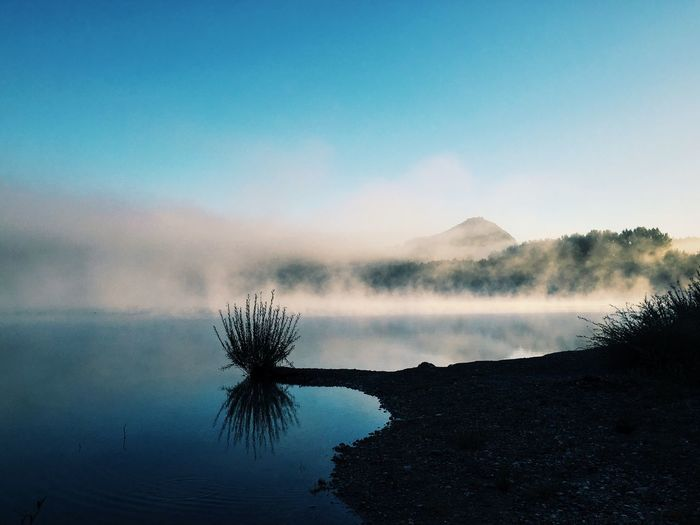Morninghours Hegau Lake Lake View Beauty In Nature No People Water Outdoors Foginthemorning
