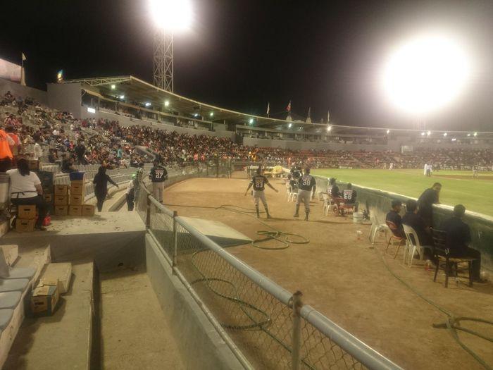 At Night🌙 Architecture Coahuila, México Comarca Lagunera Baseball ⚾ Baseball Field Baseball Team Baseball Player Baseball Game Baseball Baseball - Sport Competitive Sport Spectator Leisure Activity Illuminated Night Sport Playing Field